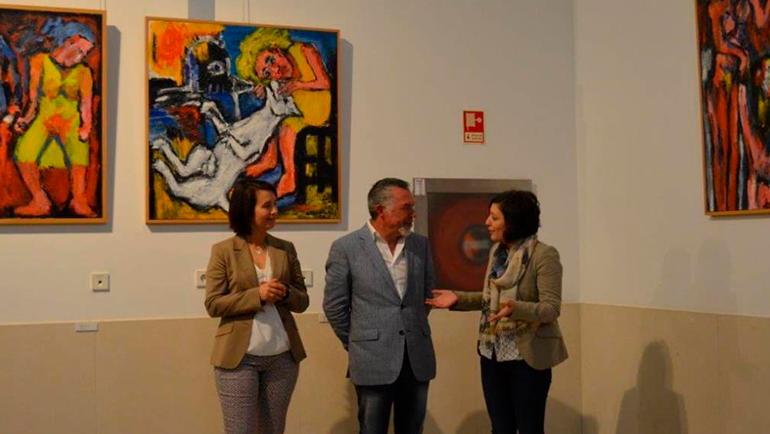 """Museu de Penafiel inaugura Exposição de Pintura """" A Minha Arte é o Meu Coração"""" de A. Ribeirinho"""