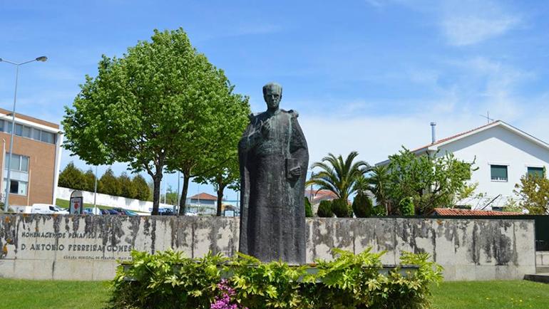Câmara Municipal de Penafiel presta homenagem a D. António Ferreira Gomes