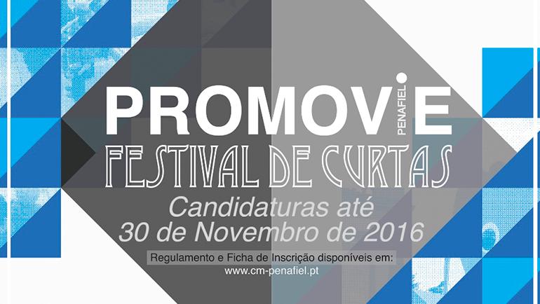 """Câmara Municipal organiza """" Promovie Penafiel – Festival de Curtas"""""""