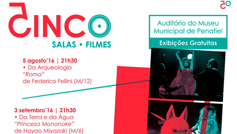 Museu Municipal de Penafiel acolhe sessões de cinema gratuitas