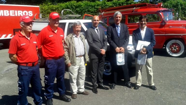 EDP oferece viatura aos Bombeiros Voluntários de Paço de Sousa