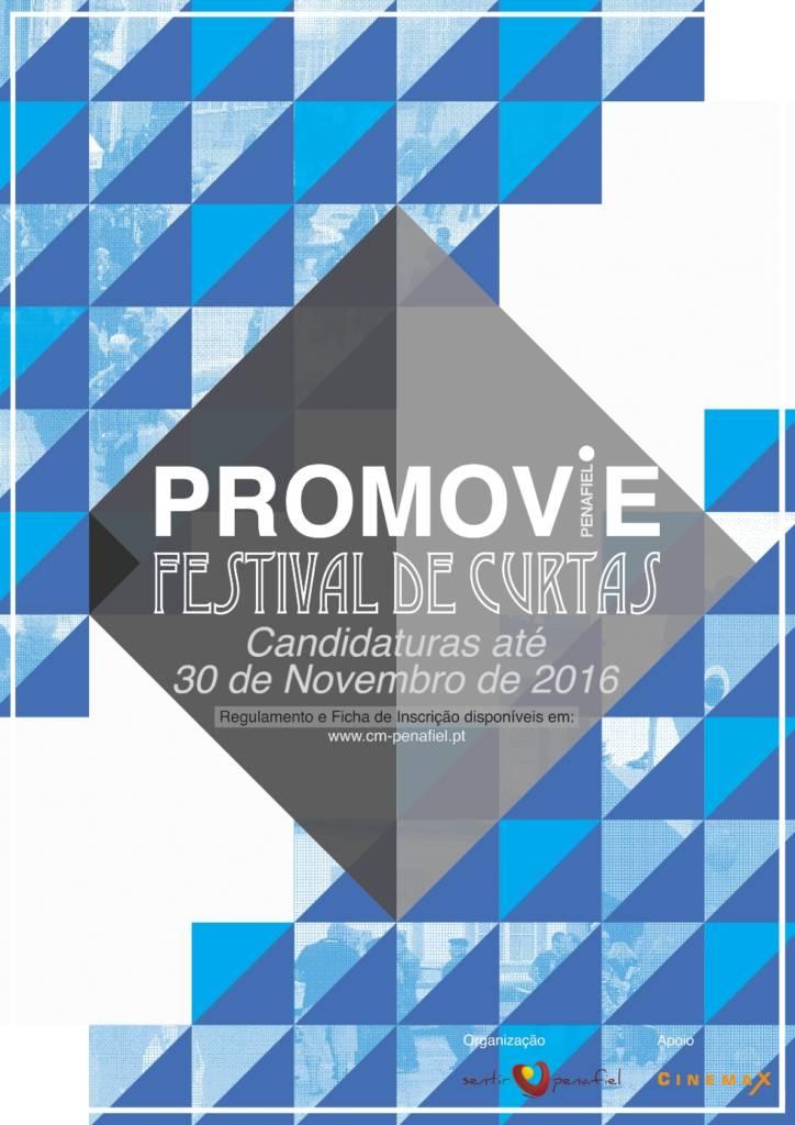 """Câmara Municipal organiza """" PROMOVIE PENAFIEL - FESTIVAL DE CURTAS"""""""