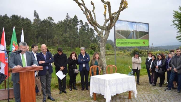 Câmara Municipal de Penafiel vai construir Polidesportivo na freguesia de Peroselo