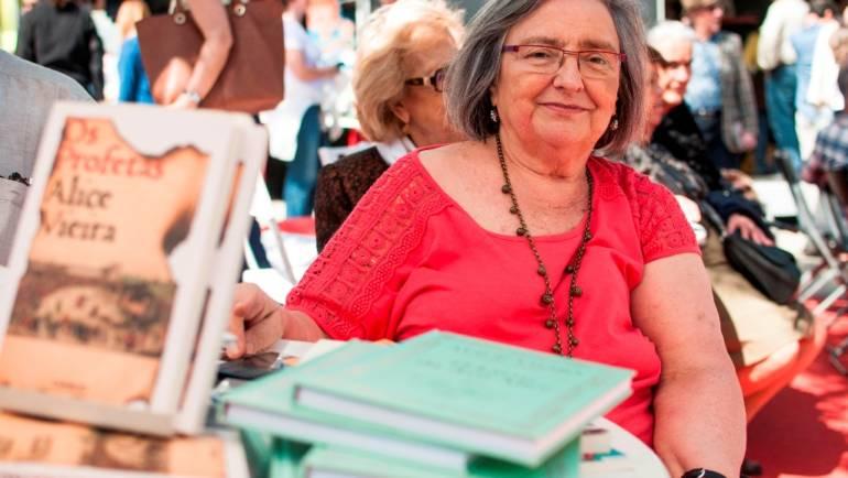 Escritaria com Alice Vieira