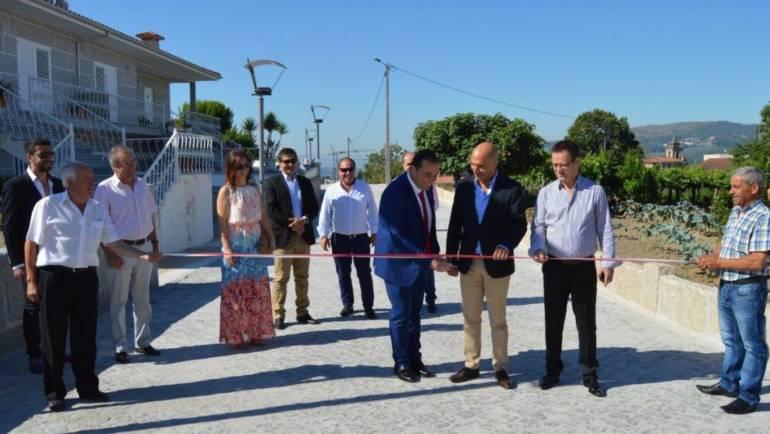 Câmara Municipal Inaugura Espaço do Cidadão e Beneficiações de Vias em Abragão