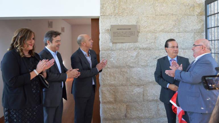 Câmara Municipal de Penafiel inaugurou obras em Urrô