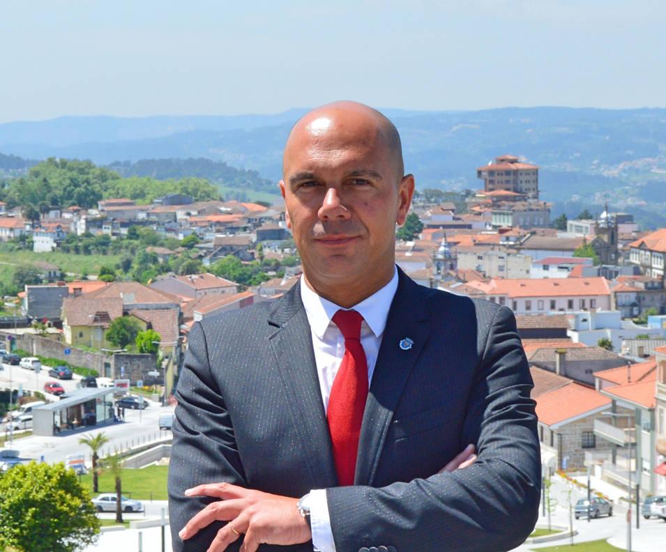 Antonino de Sousa, Presidente da Câmara de Penafiel