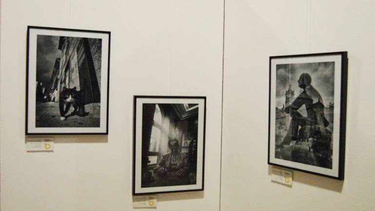 Biblioteca de Penafiel inaugurou exposição de fotografia sobre Teixeira de Pascoaes