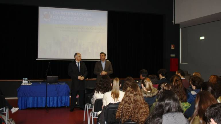 Proteção Civil dinamizou ação de sensibilização com Comunidade Escolar