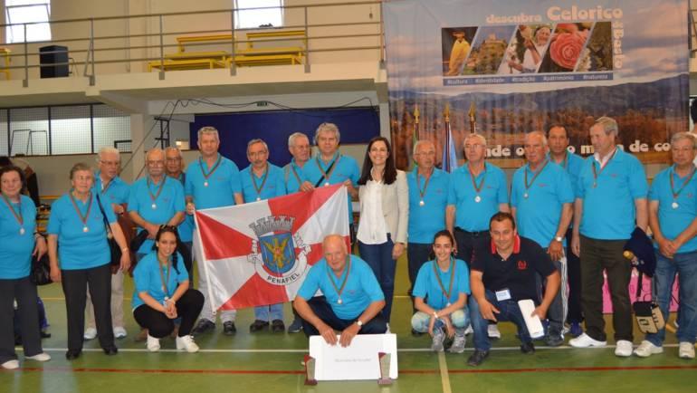 Seleção Municipal de Penafiel conquista 2º e 3º lugar em IV Encontro de Boccia Sénior