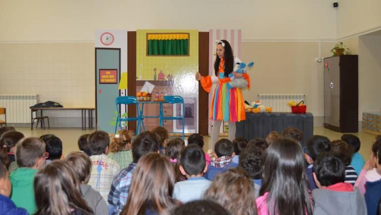 Câmara de Penafiel promoveu peça de Teatro Infantil