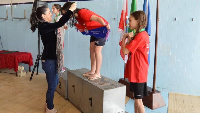 Atletas Penafidelenses qualificaram-se para os Campeonatos Nacionais de Natação