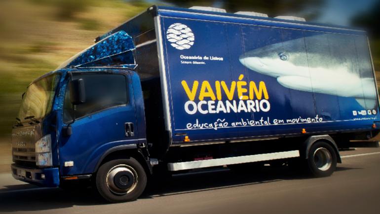 Vaivém Oceanário – Educação Ambiental em Movimento