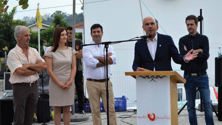 Câmara de Penafiel Inaugurou Requalificação da Antiga Escola de Castelões