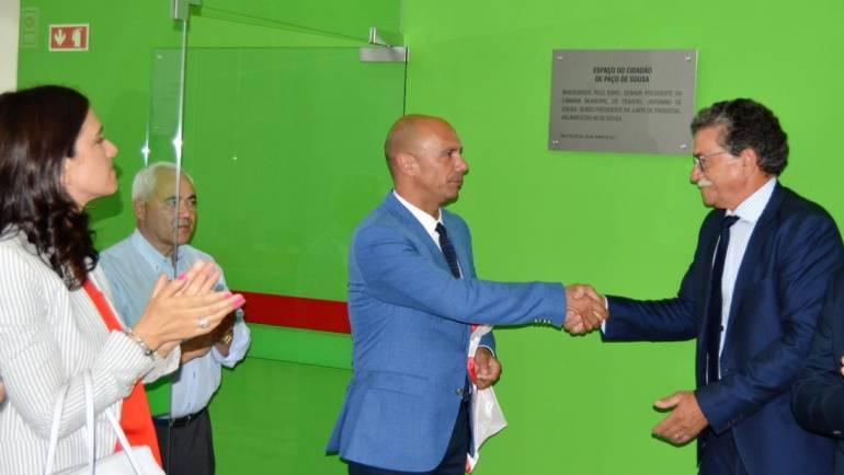 Câmara de Penafiel Inaugurou Espaços do Cidadão em Paço de Sousa e Rans