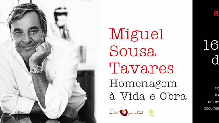 Escritaria com Miguel Sousa Tavares
