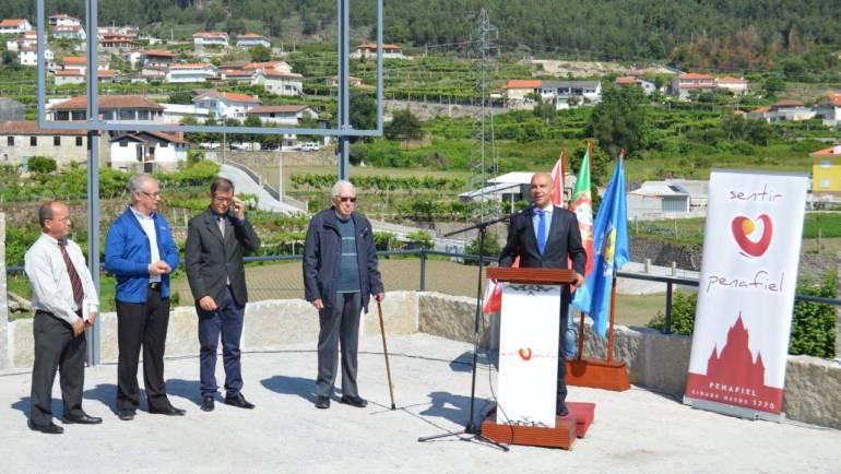Freguesia de Luzim e Vila Cova Inaugurou Centro Cívico e Requalificação da Avenida do Bairral