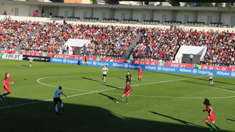 Penafiel Bateu Recorde de Assistência em Jogos da Seleção Nacional Feminina