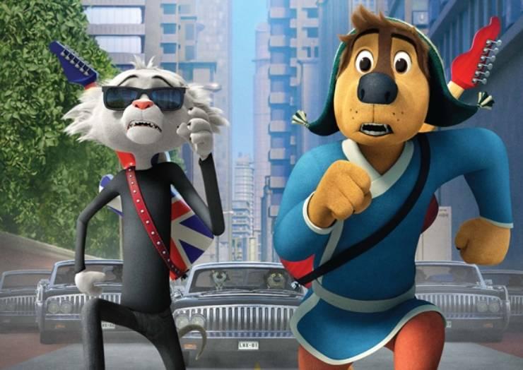 """Cinema de Animação: """"Rock Dog"""""""