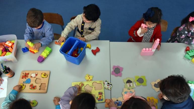 """Cerca de 150 Crianças Participam no Programa """"Jardim em Férias"""""""