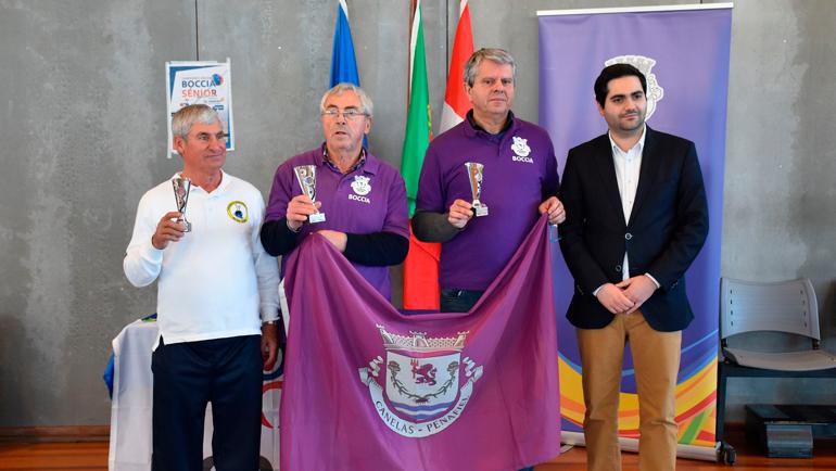 Atletas de Penafiel venceram campeonato individual de boccia senior do Vale do Sousa
