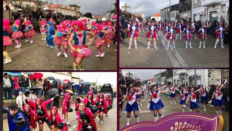 Centenas de Foliões vão sair à rua em vários desfiles de Carnaval