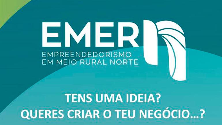 Sessão de Divulgação do Projeto de Empreendedorismo no Meio Rural da Região Norte