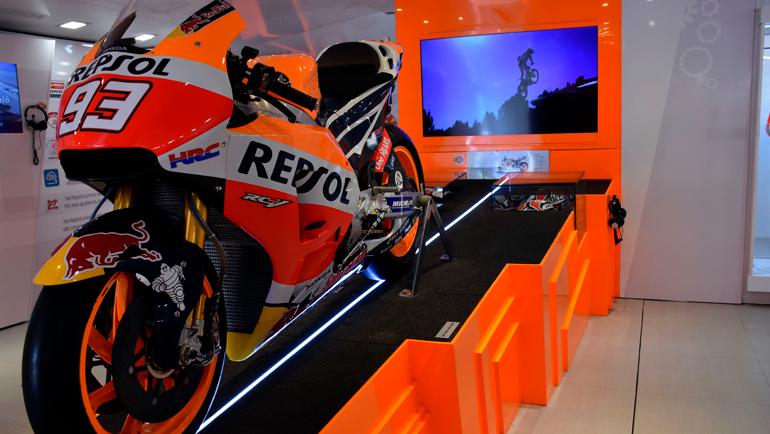 """REPSOL RACING TOUR"" EM PENAFIEL"