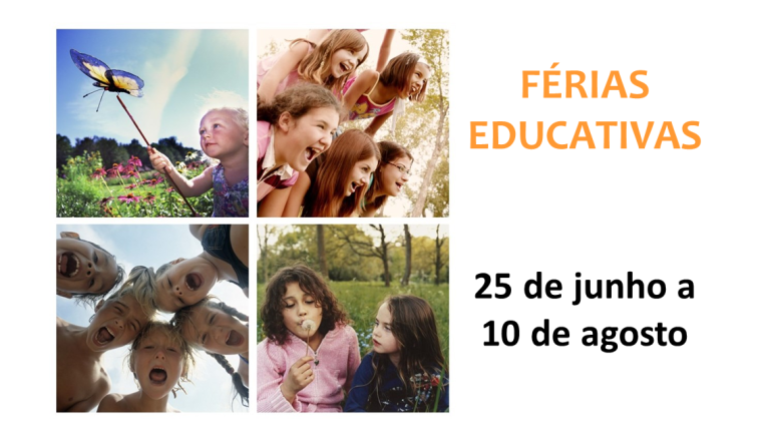 FÉRIAS EDUCATIVAS 2018