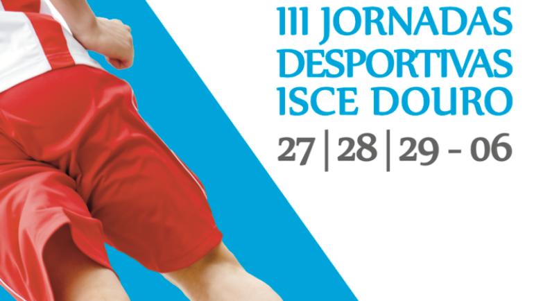 III JORNADAS DESPORTIVAS DO ISCE DOURO