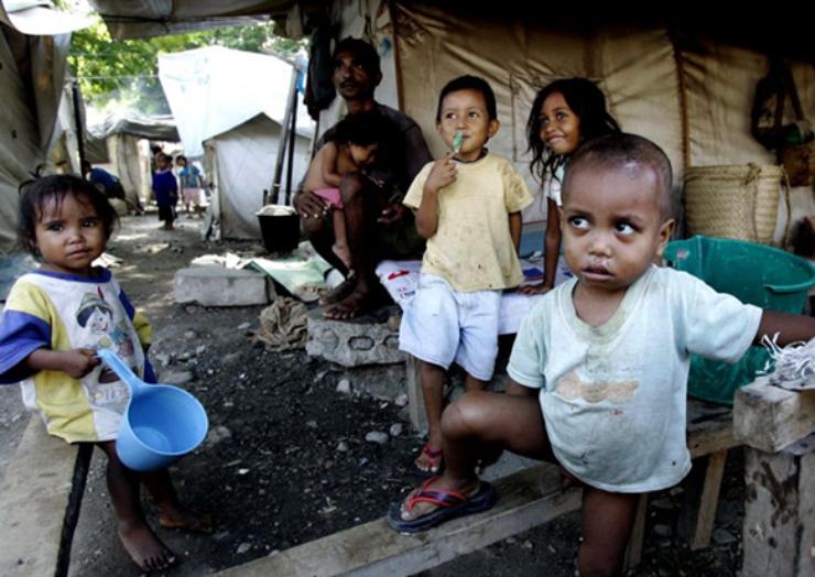 """Exposição de Fotografia """"Rostos de Timor"""""""
