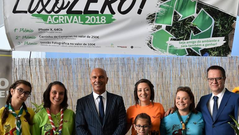 "MISSÃO ""LIXO ZERO"" NA AGRIVAL 2018"
