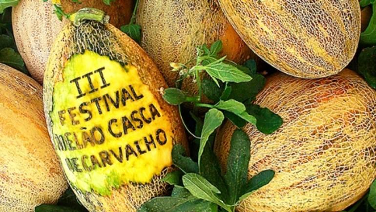 III FESTIVAL DO MELÃO CASCA DE CARVALHO