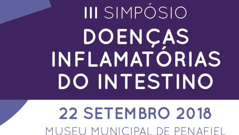 """SIMPÓSIO """"DOENÇA DE CROHN/COLITE EM PORTUGAL"""""""