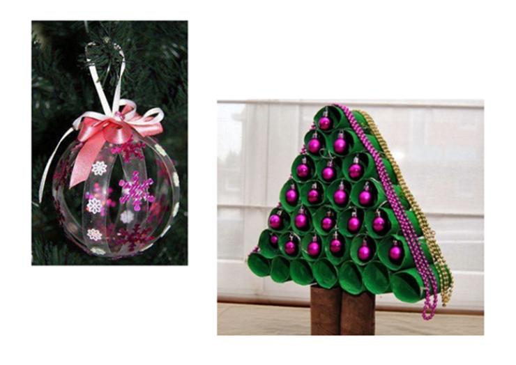 "Ateliers de Natal ""Decorações Natalícias"""