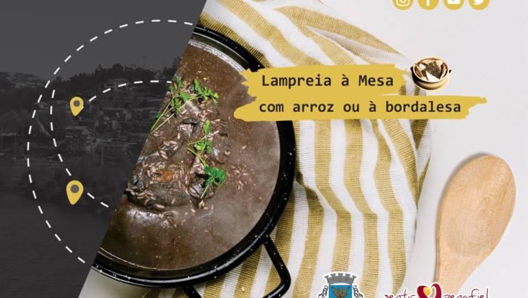 CAIS DE ENTRE-OS-RIOS ACOLHE MAIS UM FESTIVAL DA LAMPREIA
