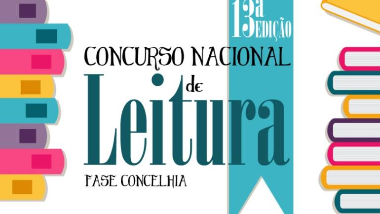 13.ª EDIÇÃO DO CONCURSO NACIONAL DE LEITURA