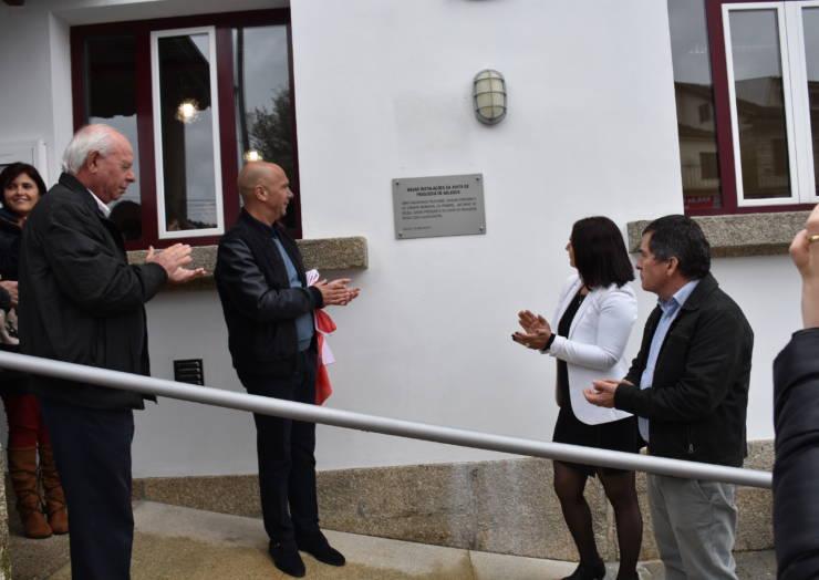 JUNTA DE FREGUESIA DE GALEGOS INAUGUROU NOVA SEDE