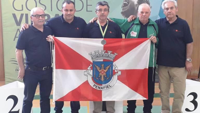 JOSÉ BARBOSA É VICE-CAMPEÃO NACIONAL DE BOCCIA SÉNIOR 2019