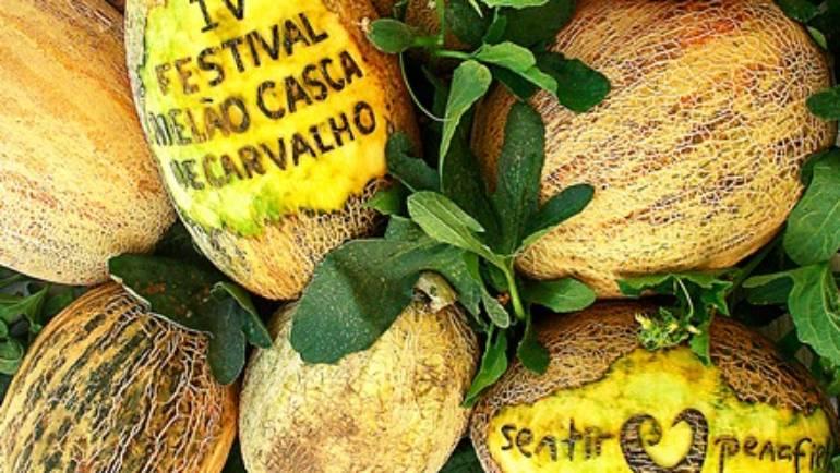 IV FESTIVAL DO MELÃO CASCA DE CARVALHO