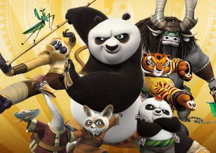 """Cinema de Animação: """"O Panda do Kung Fu 3"""""""