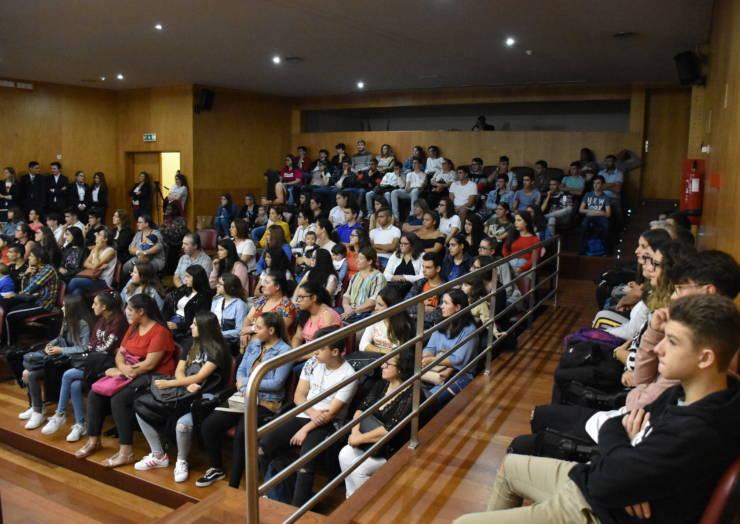 PENAFIEL ACTIVA DÁ AS BOAS-VINDAS A 80 NOVOS ALUNOS