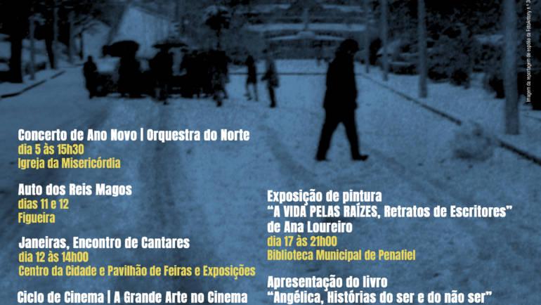 PENAFIEL ACOLHE 2020 COM AGENDA CHEIA PARA CELEBRAR 250 ANOS DE ELEVAÇÃO A CIDADE