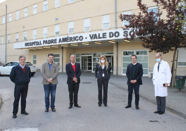MUNICÍPIOS DA CIM DO TÂMEGA E SOUSA ENTREGARAM 11 VENTILADORES AO CENTRO HOSPITALAR DA REGIÃO