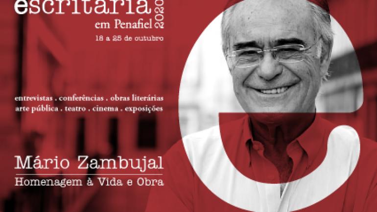 ESCRITARIA 2020 – MÁRIO ZAMBUJAL | HOMENAGEM À VIDA E OBRA