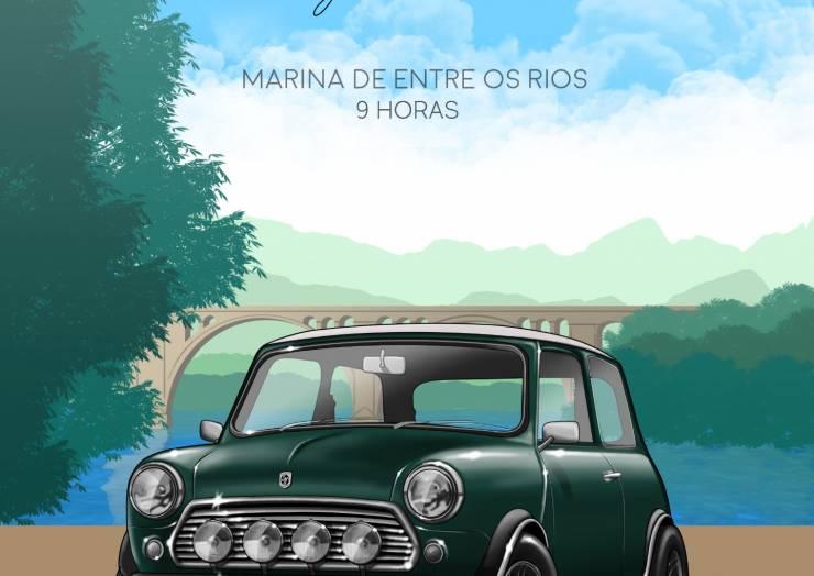 MARINA DE ENTRE-OS-RIOS, EM PENAFIEL, ACOLHE ENCONTRO INFORMAL DO DRIVER´S CULT