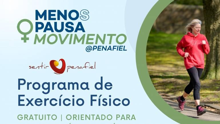 CÂMARA DE PENAFIEL LANÇA PROGRAMA DE EXERCÍCIO FÍSICO E DE PROMOÇÃO DA SAÚDE PARA O PÚBLICO FEMININO